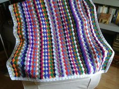 Beachcombet blanket finished
