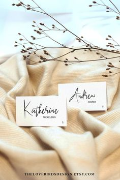 Editable Place Card Template for Simple Modern Wedding Name   Etsy Moon Wedding, Celestial Wedding, Wedding Name, Wedding Places, Wedding Place Cards, Place Card Template, Starry Night Sky, Baby Shower Signs, Modest Wedding