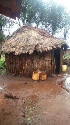 Rendille Hut#Spot in Leiyai Marsabit Kenya