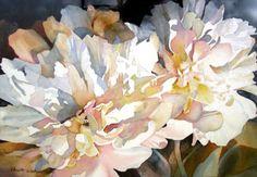 Pastel Petals by Paula Wadsworth 11x15 $