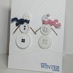 Warm Winter Wishes Linda Bauwin CARD-iologist Helping you create cards from the heart