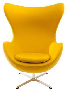 Modern Miniature Chair   EGG Arne Jacobsen Style Mini Chair