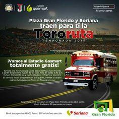 Toro ruta en apoyo a la ciudadanía de Tijuana apoyando a toros, calfia apoyando al deporte, con el licenciado Arturo Aguirre el napo, presidente de calfia