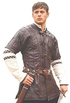 medieval/renaissance men's clothing....im liking this better for my grooms men