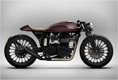 TRIUMPH SPEED TWIN | BY ROD AND TOD DESIGN - This is so Cool!
