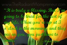 It truly is a blessing. #womensupport #mindfulness #mompreneursupport #motherhood #momsupport #lifesblessings