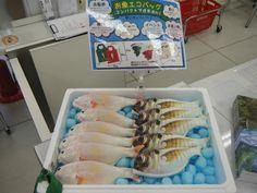 『お魚エコバッグ』♪♪