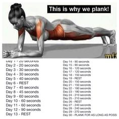 Well, time to plank to get in shape! You Fitness, Fitness Motivation, Fitness Life, Health Diet, Health Fitness, Lose Body Fat, Weight Loss Transformation, Best Weight Loss, Get In Shape