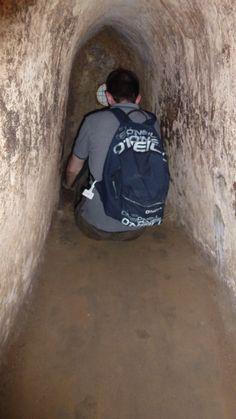 Dentro de los Túneles de Cu Chi (Cerca de Ho Chi Minh).-Fotografía:Rebeca Pizarro Herschel Heritage Backpack, Hanoi, Vietnam, Backpacks, Bags, Handbags, Backpack, Backpacker, Bag