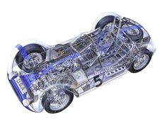 See Through 12 Of The World's Most Iconic Cars - Petrolicious