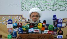 المرجعية العليا تستنكر جريمة اغتيال ائمة مساجد البصرة وتدعو  الى الاسراع بالكشف عن الجناة http://alghadeer.tv/news/detail/22295/