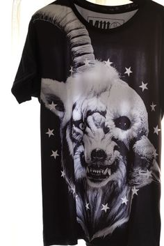 THE GAZETTE LIVE TOUR 13 MAGNIFICENT MALFORMED BOX, HERESY only T-shirt