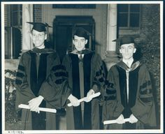 Rice Institute Commencement featuring doctoral degree graduates, 1942