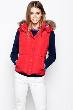 The Shipley Gilet from Jack Wills