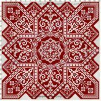 Gallery.ru / Фото #276 - Le Filet Ancien au Point de Reprise VII - gabbach