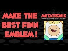 EMBLEM HOW TO: FINN of Adventure Time! (Black Ops 2 Emblem Editor Tutorial) - http://www.thehowto.info/emblem-how-to-finn-of-adventure-time-black-ops-2-emblem-editor-tutorial/