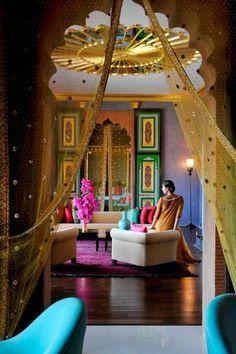 Taj Mahal Lobby
