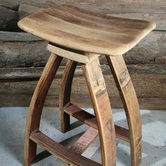 Whiskey Barrel Table, Whiskey Barrel Furniture, Barrel Bar, Wine Barrels, Bourbon Barrel, Barrel Projects, Wood Shop Projects, Wine Barrel Crafts, Barris
