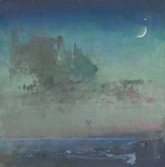 Crescent Moon Number 2 - Fred Cuming