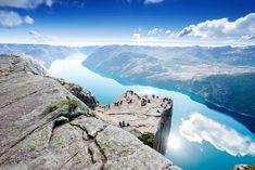 Nos suggestions d'itinéraires et de circuits en fonction de la durée de votre séjour Norvège.