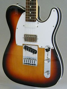 Custom Warmoth Guitar Telecaster