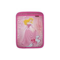 Aurora Princess iPad Sleeve