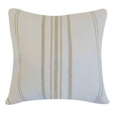Stripe Throw Pillow Art - The Pillow Collection