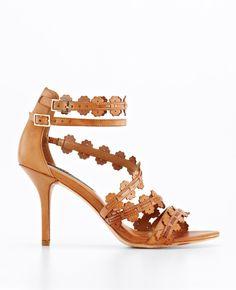 Ann Taylor - Elena Cutout Sandals