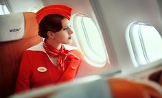 Aeroflot Stewardess II