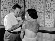 Tattoos back in the days
