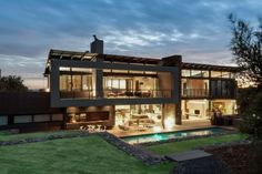 South African Home Owner features House Dukken: http://www.sahomeowner.co.za/2013/08/07/in-touch-with-nature/