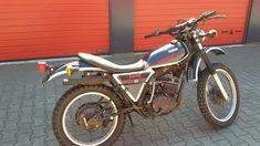 Enduro YAMAHA DT 250