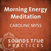 Medical intuitive and best-selling author Caroline Myss guides you through an energy evaluation meditation for use shortly after waking in the morning. By bringing focused awareness to your body's subtle-energy system, you open the doorway to love, faith, and your deeper spiritual potential.