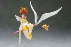 Sakura Kinomoto S.H. Figurearts Tobira wo Hirake ver. ~ Cardcaptor Sakura $62.50 http://thingsfromjapan.net/sakura-kinomoto-s-h-figurearts-tobira-wo-hirake-ver-cardcaptor-sakura/ #cardcaptor sakura #Japanese anime figure #anime