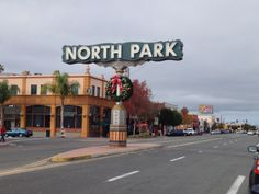 North Park is my neighborhood, and it's funky and fun. There are artists everywhere, people are into healthy lifestyles, and we're very diverse.
