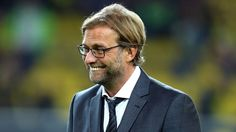 Juergen #Klopp (Borussia Dortmund) Head coach Juergen Klopp of Borussia Dortmund looks on prior to the UEFA Champions League group stage match against AFC Ajax