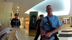 Open Carry in New Mexico State Capitol...Cops Come and back me up!