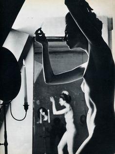 Betty Biehn, 1966, by John Rawlings