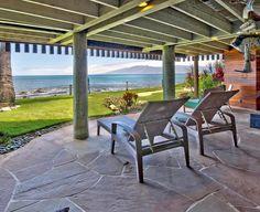 Aloha Moana Hale: Luxury Maui Oceanfront Vacation Rental Home for Your Hawaii Getaway.  www.Vacation-Maui.com
