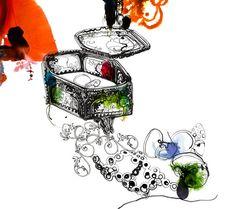 Lito Jewellery by Daniel Egneus, via Behance