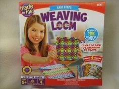 Easy Steps Kids Weaving Loom