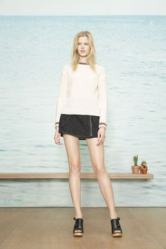 Band of Outsiders Pre-Fall 2015 Runway – Vogue