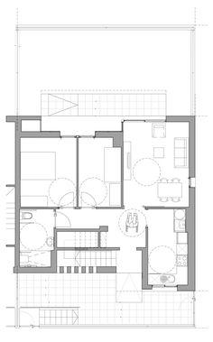 Galería de 52 Viviendas Sociales en Rodolat / Aguilera   Guerrero Arquitectos - 16