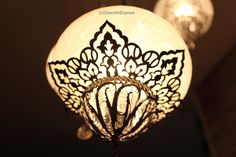 Turkish Lamps, Copper, Brass