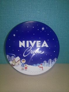 Nivea Cream 2014 Package