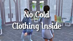 This mod will automatically change your sims from their cold-weather clothing once they go inside. Mod made by scarletqueenkat Cold Wear, Sims 4 Studio, Best Mods, Mood Images, Cold Weather Outfits, Sims 4 Mods, Sims Cc, Everyday Outfits, Books
