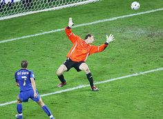 Alex Del Piero goal against germany in 2006 World Cup semifinal