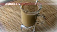 Mleczna kawa z karmelem i kardamonem