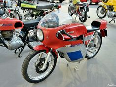 1975 MV AGUSTA 125 sport