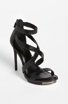 BCBGMAXAZRIA 'Lemour' Sandal available at #Nordstrom.  I loooove these shoes